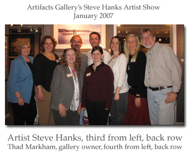 steve hanks the complete artwork collection